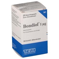 Bondiol 1 ug Kapseln