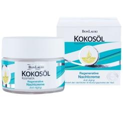 BonLauri Kokosöl Anti-Aging Regenerative Nachtcreme