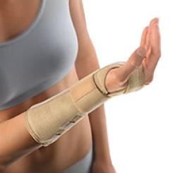 BORT Arm- und Handgelenkschiene hautfarben rechts medium