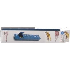 Bort EasyLife® 7-Tage-Tablettenbox blau
