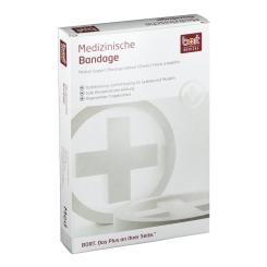 BORT KubiTal® Ellenbogen-Polster-Bandage Gr. XL blau