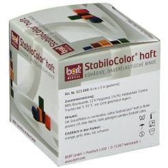 BORT StabiloColor® haft Binde 6 cm schwarz