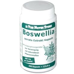Boswellia serrata Extrakt Kapseln 400mg