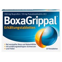 BoxaGrippal® + Fußwärmer GRATIS