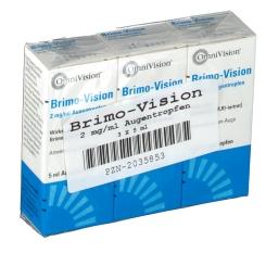 BRIMO-Vision 2 mg/ml Augentropfen