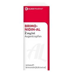 BRIMONIDIN AL 2 mg/ml Augentropfen
