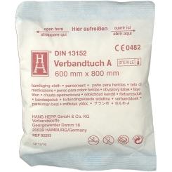 Brinkmann Brandwunden Verbandtuch 60 x 80cm steril