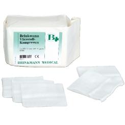 Brinkmann Vliesstoffkompresse steril 5 x 5 cm 4-fach