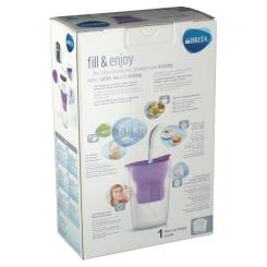 BRITA® fill & enjoy Fun Wasserfilter purple