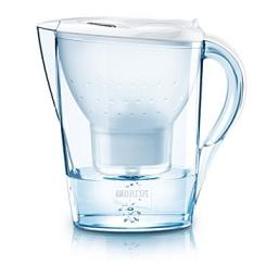 BRITA Marella Tischwasserfilter weiß 2,4 Liter