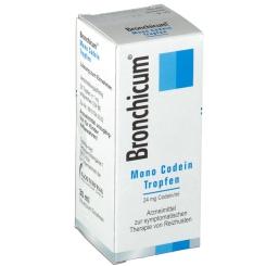 Bronchicum® mono Codein Tropfen