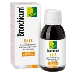 Bronchicum® Saft + 20 Thymian Lutschtabletten GRATIS