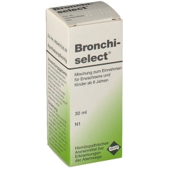 Bronchiselect Tropfen