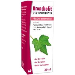 Bronchofit® Efeu-Hustentropfen