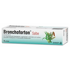 Bronchoforton® Salbe