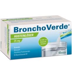 BronchoVerde® Hustenlöser 25mg