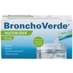BronchoVerde® Hustenlöser 50mg