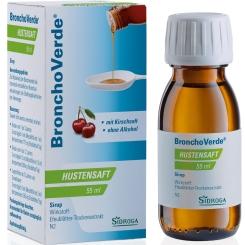 BronchoVerde® Hustensaft