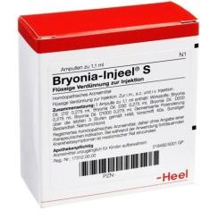 Bryonia-Injeel® S Ampullen