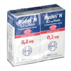 BUDES N 0,2 mg/Dosis Druckgasinhalation Lösung