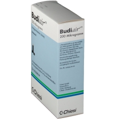 BUDIAIR 200 µg Standard Dosieraerosol