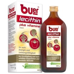 buer® lecithin plus Vitamine
