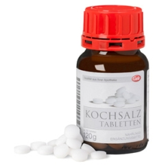 CAELO Kochsalz 1000 mg Tabletten