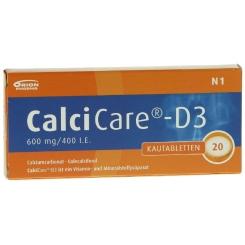 Calcicare D3 Kautabletten