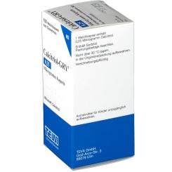 CALCITRIOL GRY 0,25 µg Kapseln