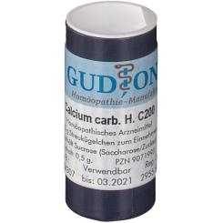 CALCIUM CARBONICUM Hahnemanni C 200 ED Globuli