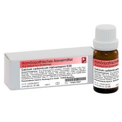 Calcium carbonicum Hahnemanni D30 Globuli