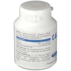 Calcium + D Kapseln
