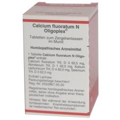Calcium fluoratum N Oligoplex®