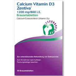 Calcium Vitamin D3 Zentiva®