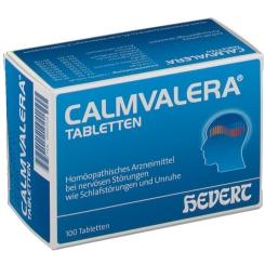 CALMVALERA HEVERT® Tabletten + Calmvalera Hevert Fußbadetabs GRATIS