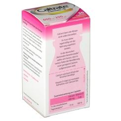 Caltrate Calcium 600+D Capletten