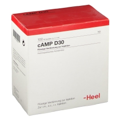 cAMP D30 Ampullen