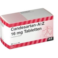 Candesartan AbZ 16mg