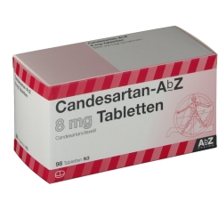 Candesartan AbZ 8mg