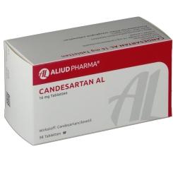 CANDESARTAN AL 16 mg