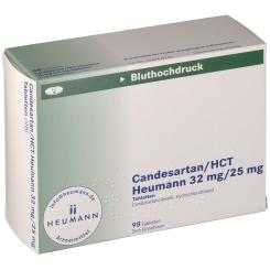 CANDESARTAN/HCT HEU 32/25
