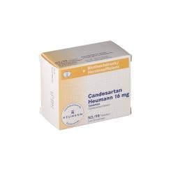 CANDESARTAN Heumann 16 mg Tabletten