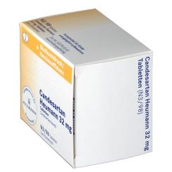 CANDESARTAN Heumann 32 mg
