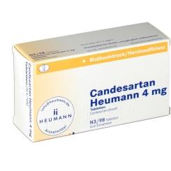 CANDESARTAN Heumann 4 mg Tabletten