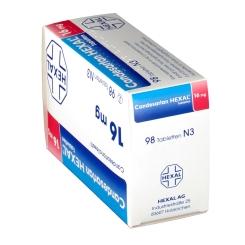 CANDESARTAN HEXAL 16 mg
