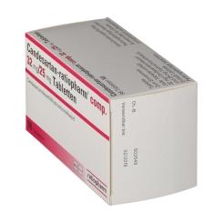 CANDESARTAN ratiopharm comp. 32 mg/25 mg