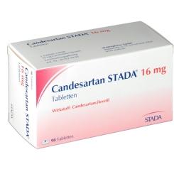 CANDESARTAN STADA 16 mg