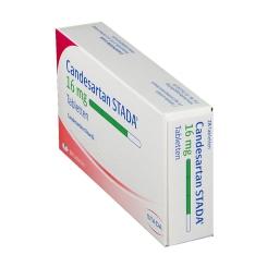 CANDESARTAN STADA 16 mg Tabletten