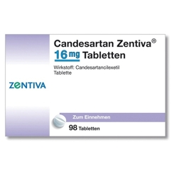 CANDESARTAN Zentiva 16 mg