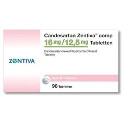 Candesartan Zentiva comp 16mg/12,5mg